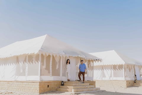 The Kafila – AC Luxury Tented Suite