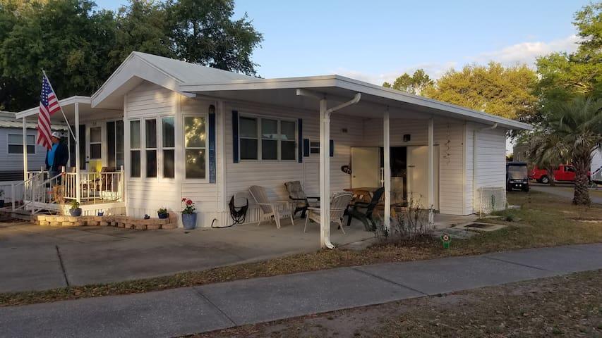 Three month rental in Central Florida. Dec-Feb