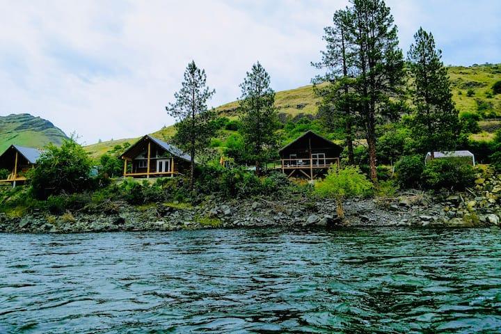 Riverview Cabin #1