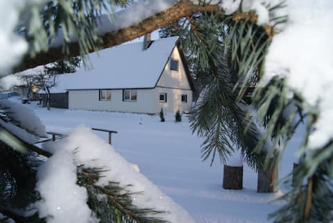 Guest house in the countrysite