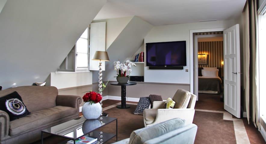Cozy apartment for a lucky group - Paris - Apartmen
