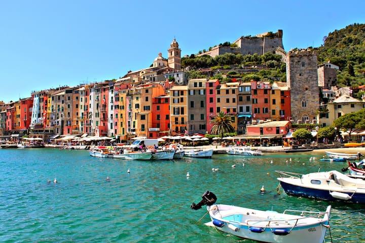 Guidebook guide for La Spezia