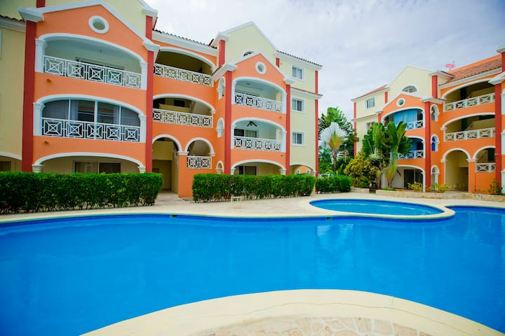 Exelente apartment from the beach! - Punta Cana - Apartamento