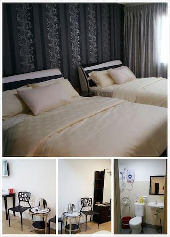 溫馨可愛小臥室 Warm &Lovely  Studio Room - Pangkor Island - Квартира