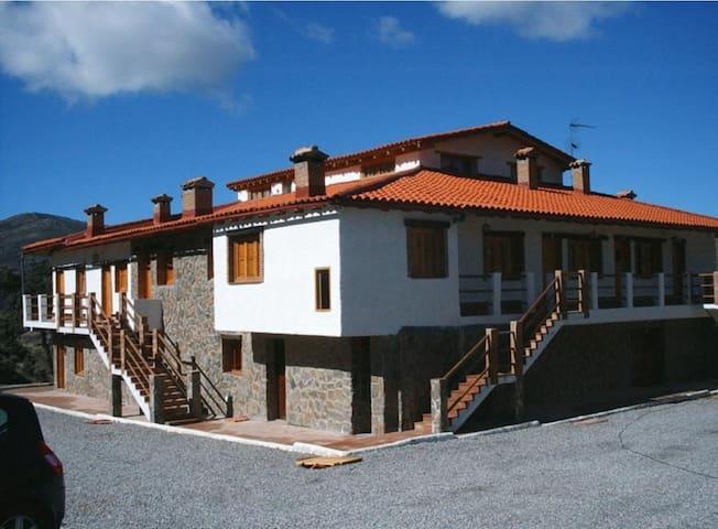 Cortijo Garín, apartamento 1 - Torvizcón - Wohnung