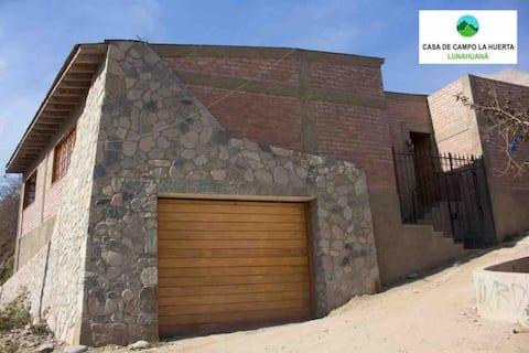 "Lunahuana Casa de Campo ""La Huerta"" - 500 mt2."