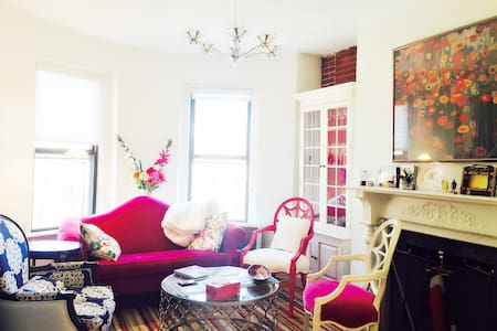 Lovely Back Bay Pearl 1.5BR/1BA - Boston - Appartement