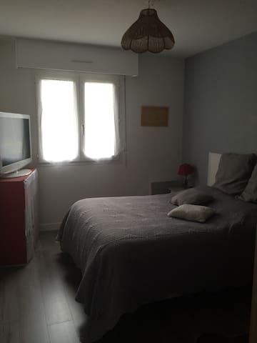 Appartement à 4 km du port pour brest 2016 - Brest - Apartment