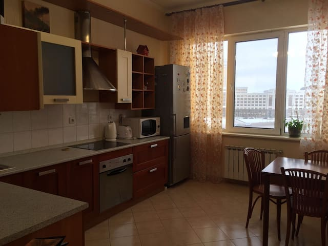 Apartment in the center of Astana - Astana - Appartement