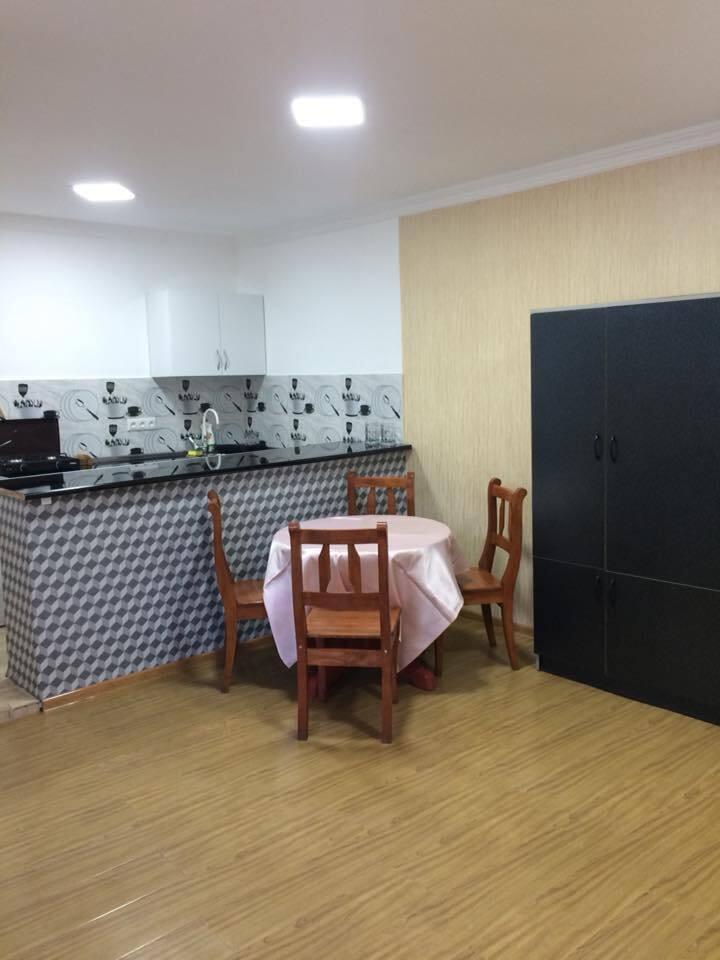 Сдается квартира студия  в г.Боржоми, Ниношвили 1А