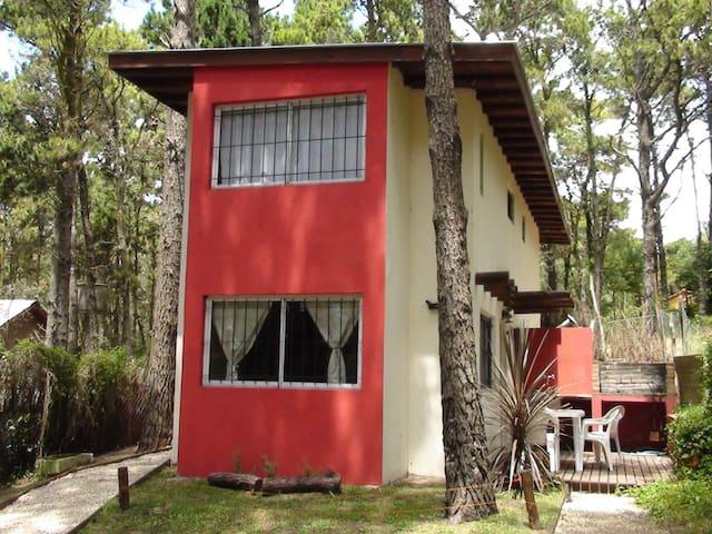 """""""ARENA SUL""""  CABAÑAS en el bosque - Villa Gesell - Chalet"""