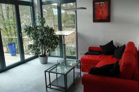 Neckarblick - 130 qm modernes Wohnen in Heidelberg