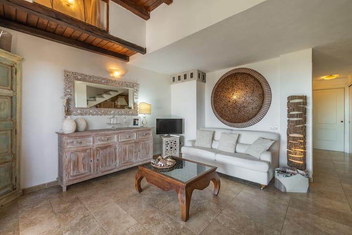 Villa a150mt dal mare,centro a 2min