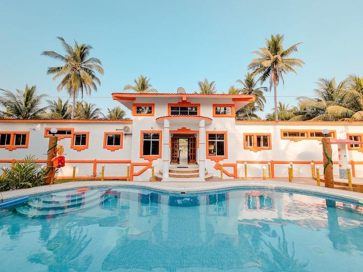 ☀Casa Shekina un paraíso tropical