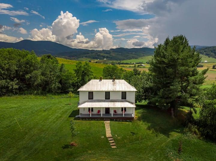 Morningside Farmhouse and Meadows