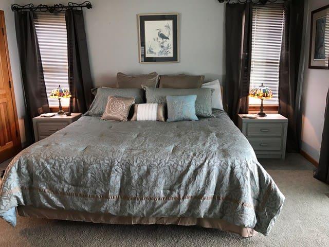 Oceanfront room Hatteras Island - Rodanthe - House