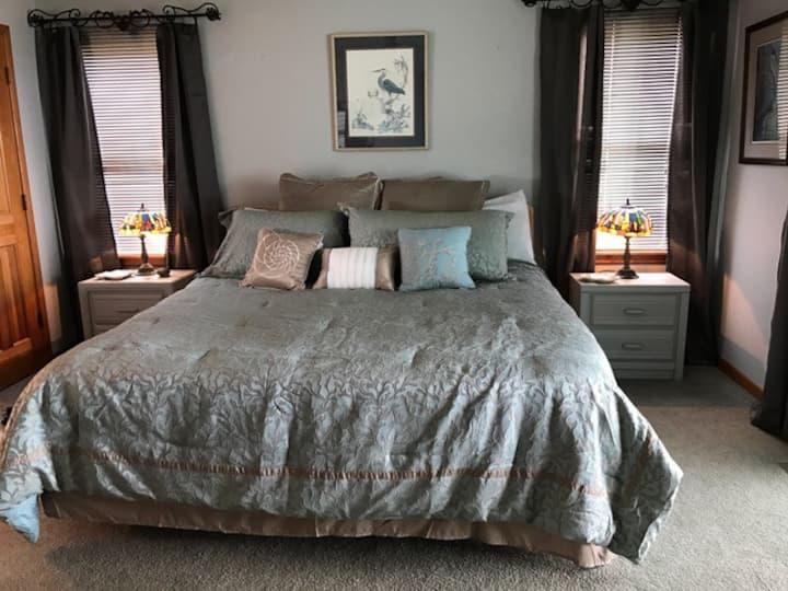 Oceanfront room Hatteras Island