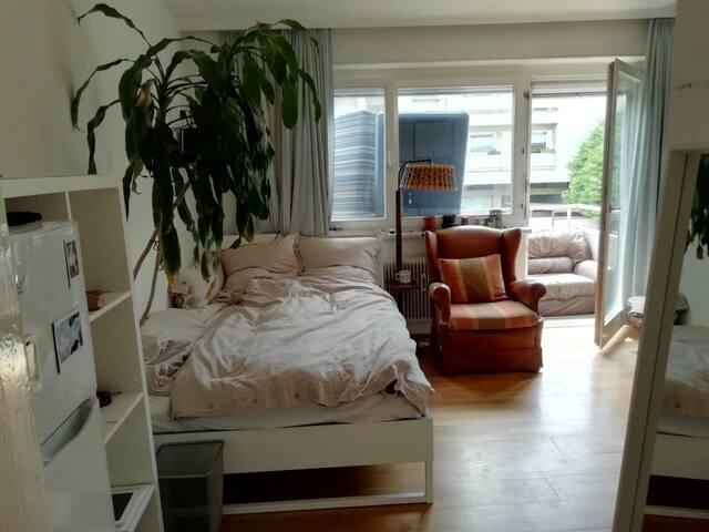 Schöne Einzimmerwohnung mitten in Innsbruck