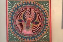 Huichol Shamanic Art