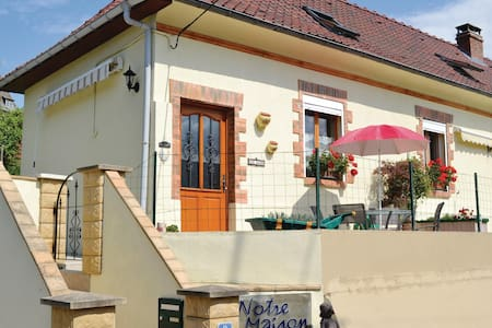 Semi-Detached with 2 bedrooms on 45m² in Ligny-sur-Canche