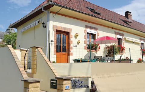Amazing home in Ligny-sur-Canche with WiFi and 2 Bedrooms