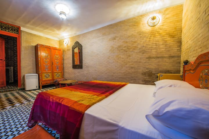 Riad Argan Fes. Merzouga Double Room.