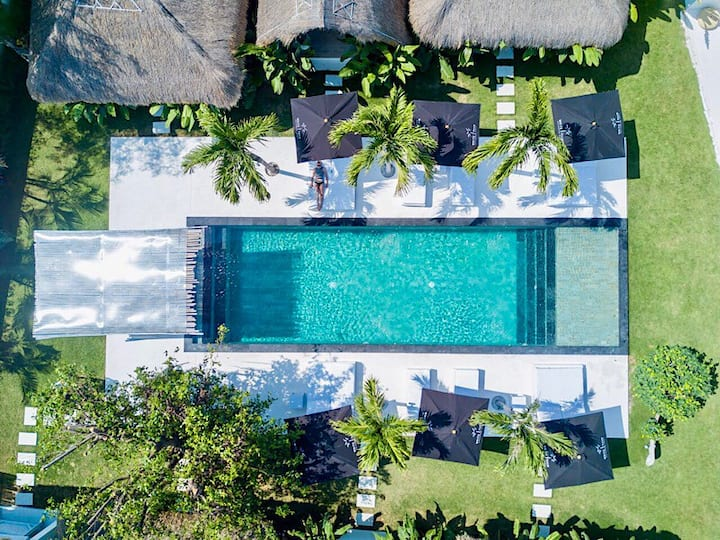 NEW - White Palm Eco Boutique Retreat in Balangan4