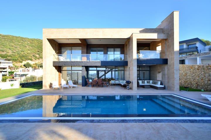 Contemporary Luxury, Yalikavak-Bodrum - Yalıkavak Belediyesi - Villa