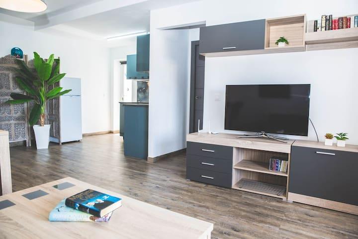 Moderno apartamento recién reformado