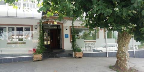 Habitación doble - Hostal restaurante Seoane