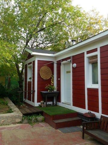 La Cabaña - Carabaña - Zomerhuis/Cottage