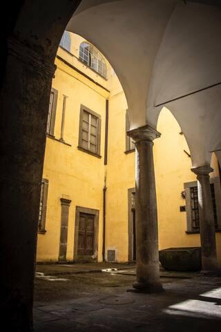 Delizioso appartamento in centro storico