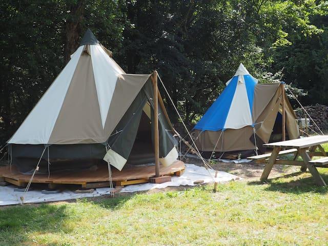 La petite Inuit : une tente pour 2 personnes