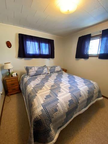 Main floor master - king bed