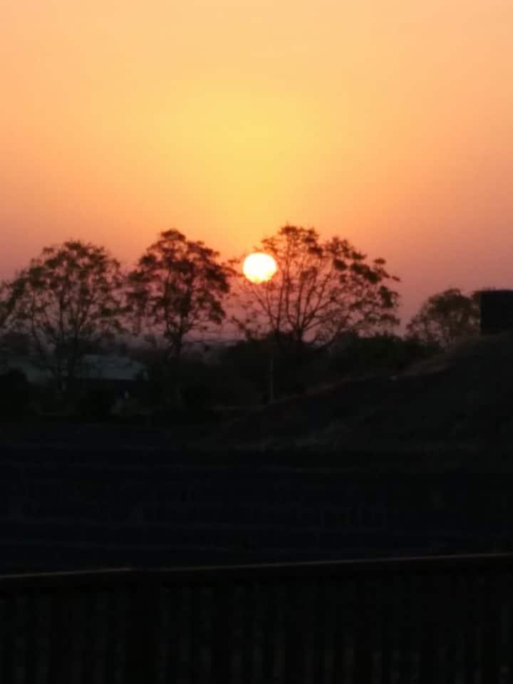 Nisarg homestay near airport Ujjain Road