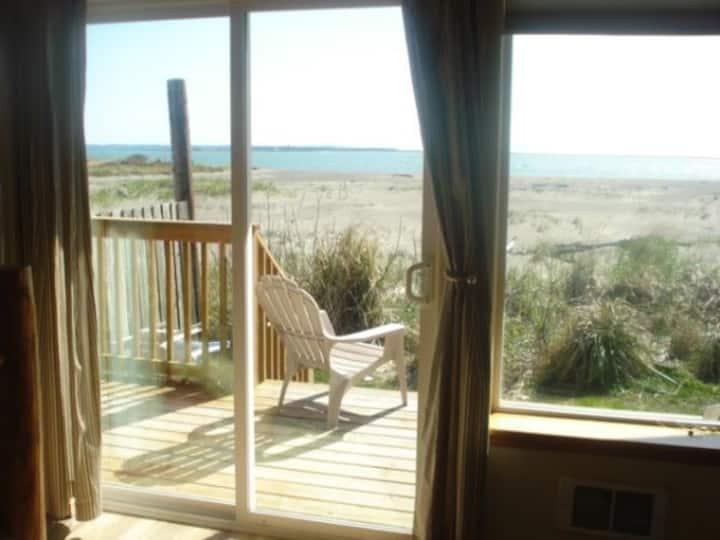 Romantic Cabins on Private Beach
