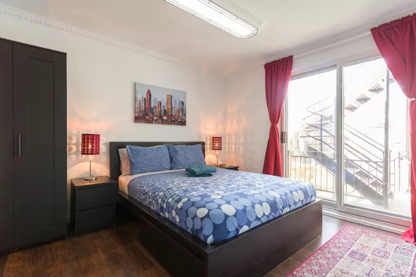 Comfortable and Clean Queen Bed