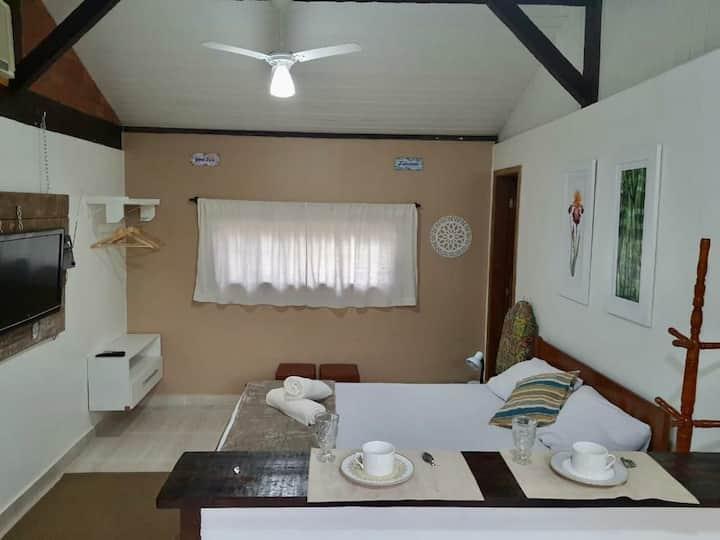 Loft completo em área Rural e Oceânica de Niterói