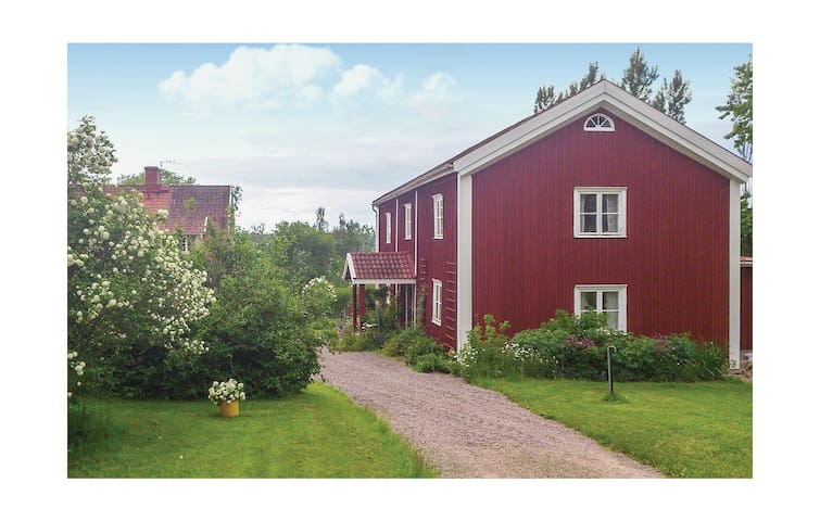 Holiday cottage with 3 bedrooms on 170m² in Vimmerby