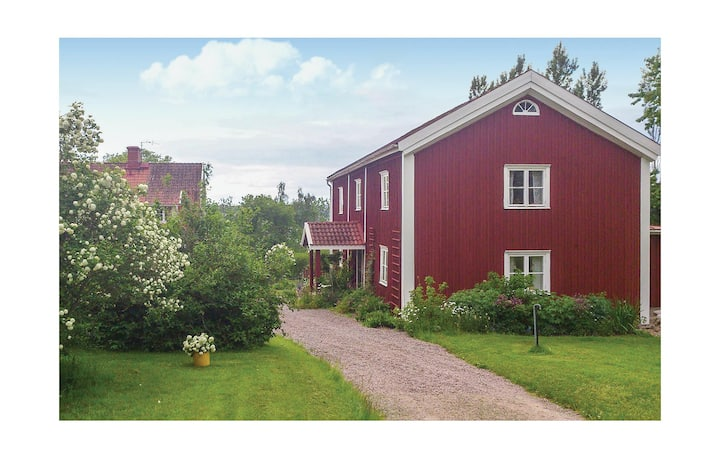 Nice home in Vimmerby with WiFi and 3 Bedrooms