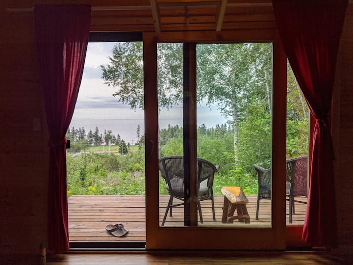 Rustic Tofte Cabin - Base Camp w/ a View!