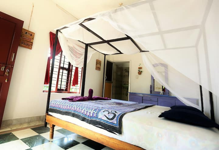 Cozy, Clean, Friendly Rooms Varkala North Cliff