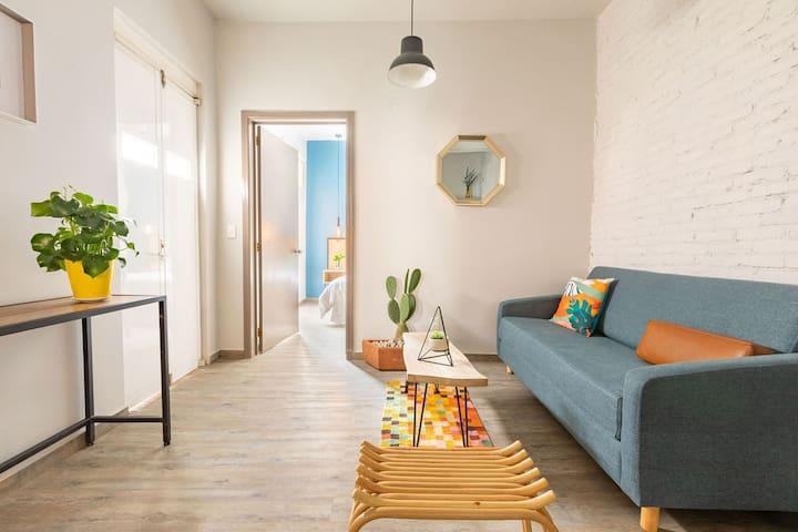 La Romita apartment in the heart of Roma Norte