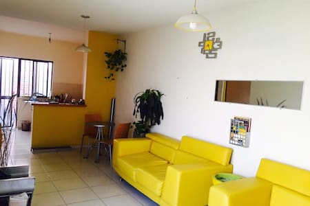 Yellow Home. Rest, respect and relaxation - León