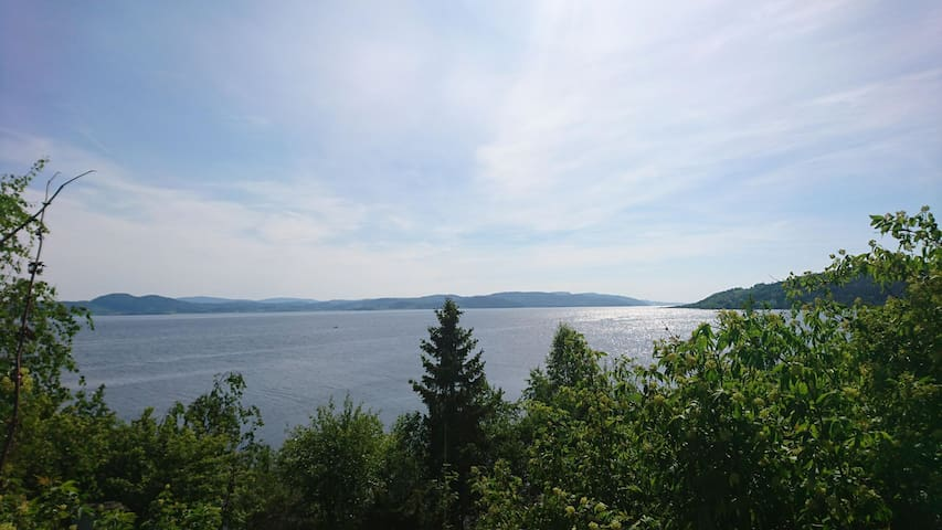 Hytte med nydelig utsikt på Ytterøy!