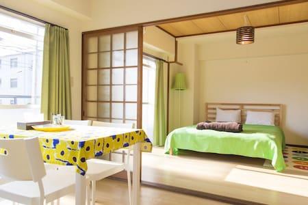 #101 Cozy Apartment, 60sqm, Free Park & WiFi