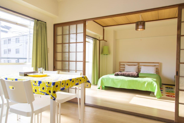 Room 101 Bedroom