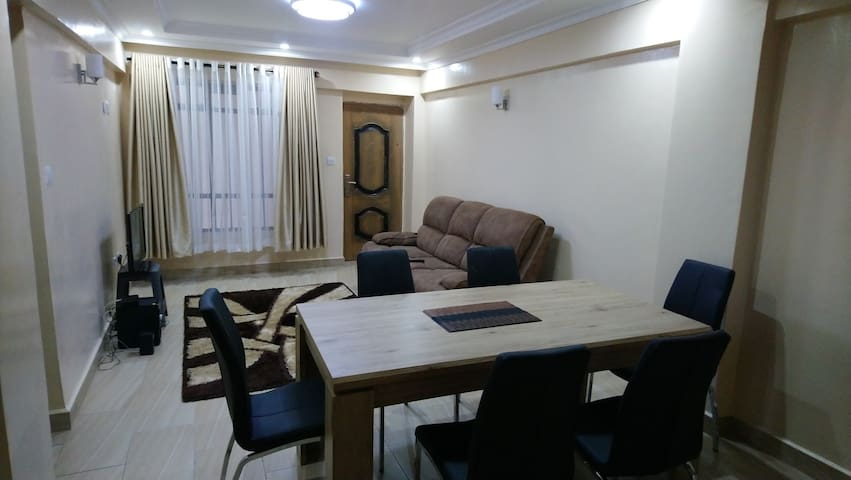 Furnished 3 bedroom Apartment in Nairobi
