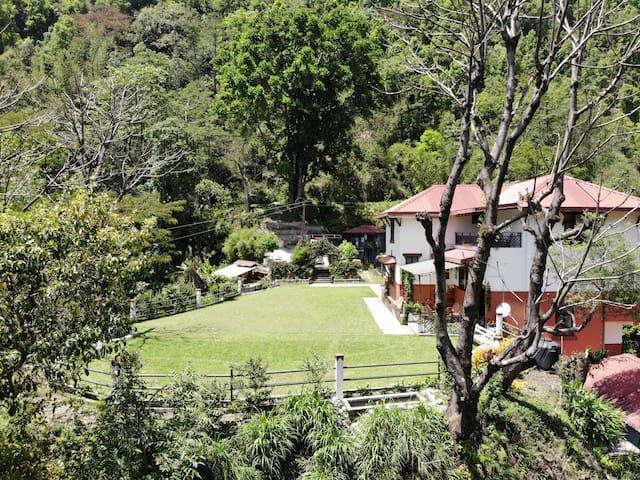 Burpeepal Cottage.