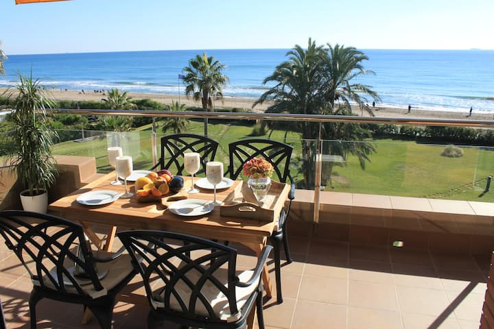 Gavá2 Beachfront Penthouse Barcelona Castelldefels